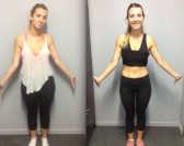 Shona lost 3kgs over a 9 week programme
